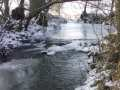 Winterimpression an der Tauber