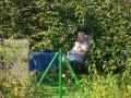 Gemütlich im Garten